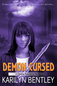 Demon Cursed Cover Art