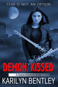 Demon Kissed Cover Art
