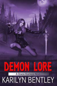 Demon Lore Cover Art