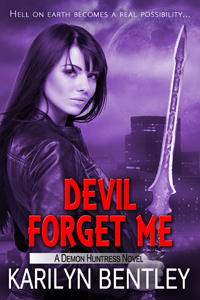 Devil Forget Me Cover Art