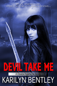 Devil Take Me Cover Art