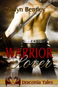 Warrior Lover Cover Art